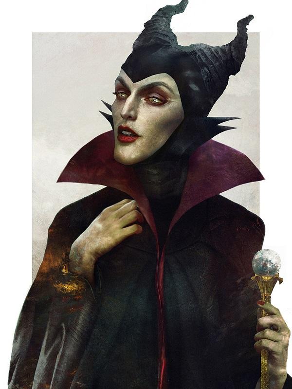 Realistic-Maleficent