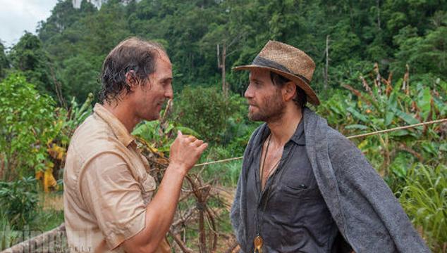 imagen Primera imagen de Edgar Ramírez en 'Gold', su nueva película junto a Matthew McConaughey