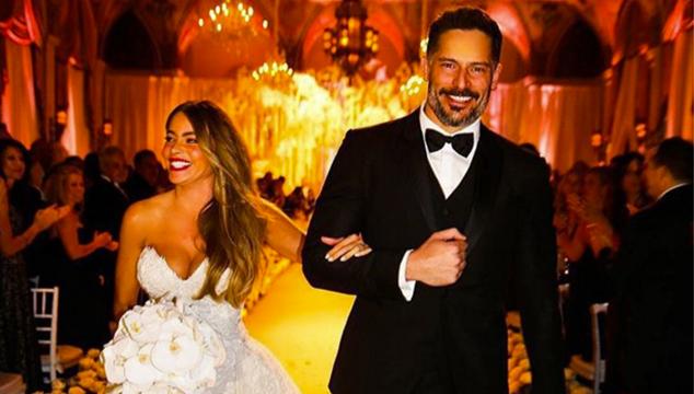imagen Así fue la boda de Sofia Vergara y Joe Manganiello (FOTOS+VIDEO)