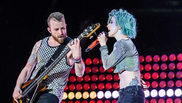 imagen Jeremy Davis, miembro fundador de Paramore, abandona la banda