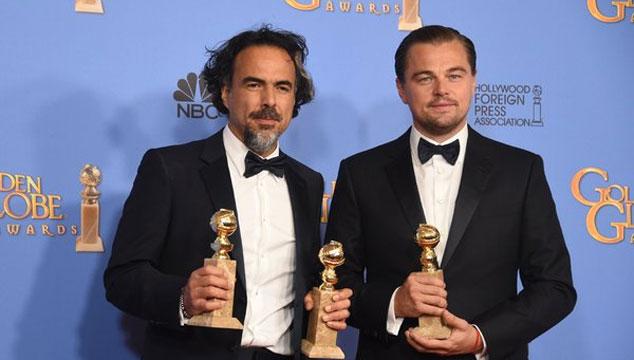 imagen 'The Revenant' y 'Mr. Robot' triunfaron en los Globos de Oro 2016 (LISTA DE GANADORES)