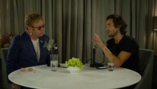 Elton John y The Killers
