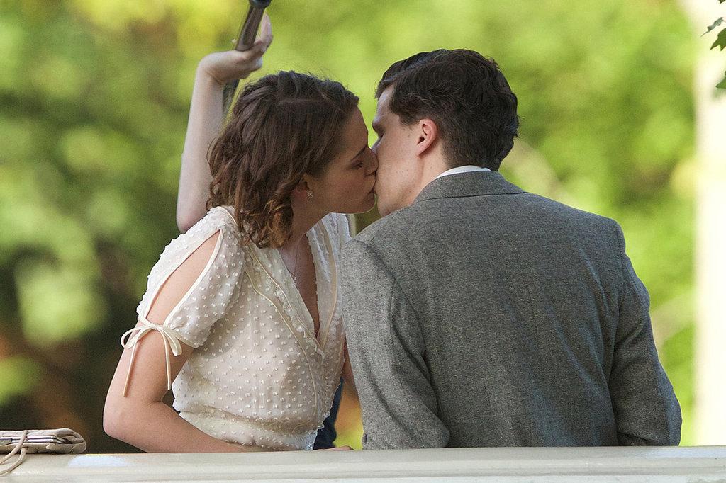 Kristen-Stewart-Jesse-Eisenberg-Woody-Allen-Movie-Set
