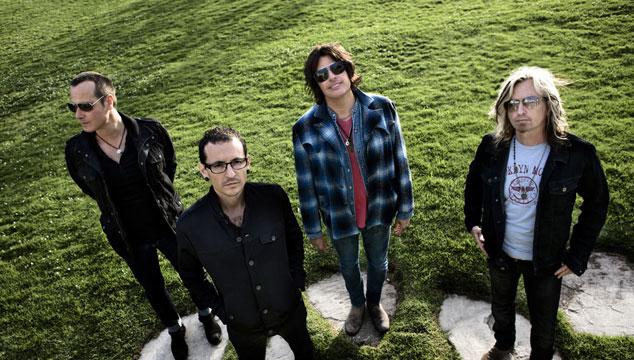 imagen Chester Bennington se reunió con Stone Temple Pilots para un último concierto