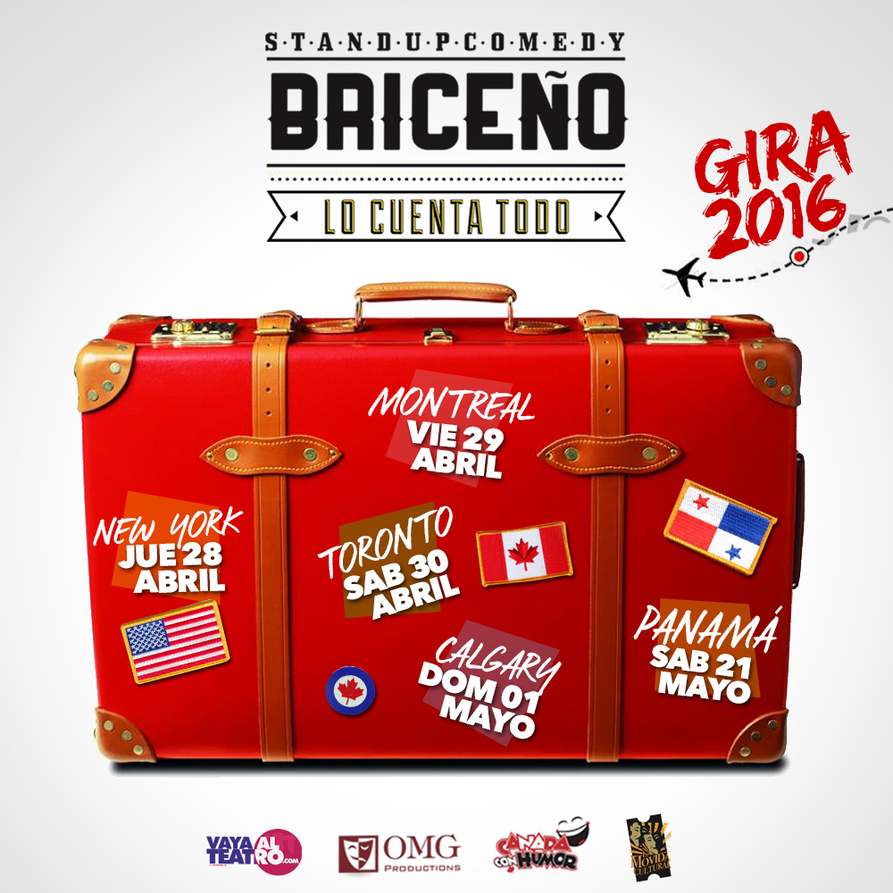 BRICEÑO CAN imagen maleta hasta panamá