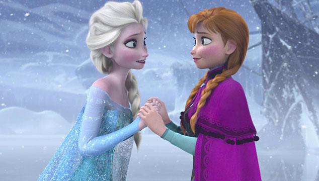 imagen Fans quieren que Elsa tenga una novia en 'Frozen 2'