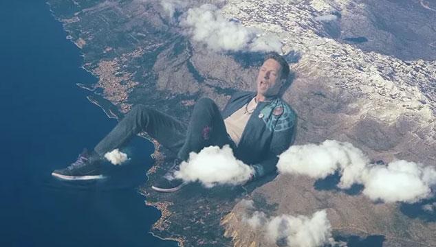 imagen Coldplay presentó el psicodélico vídeo para la canción 'Up&Up'