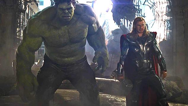 imagen 'Thor: Ragnarok' será una película de carretera intergaláctica con Thor y Hulk