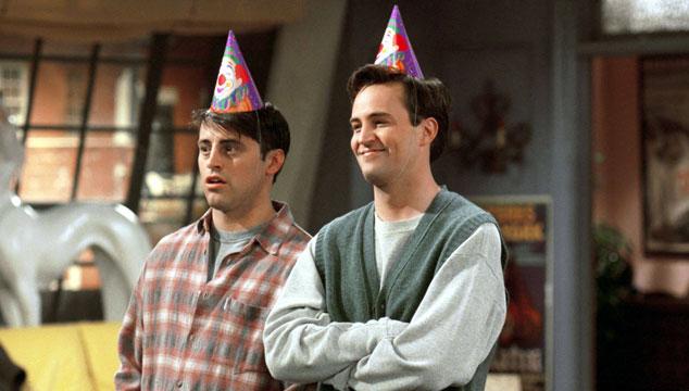 imagen Joey y Chandler de 'Friends' se volvieron a juntar (FOTO)