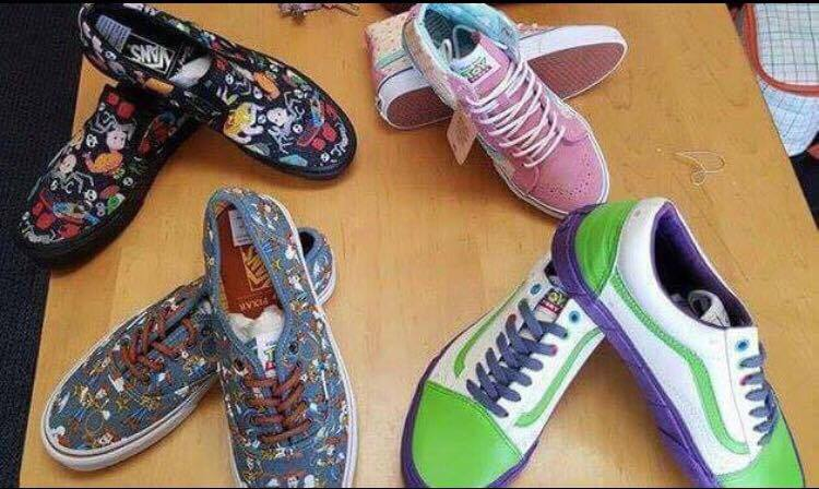 Vans Toy Story