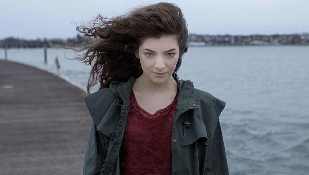imagen Lorde ya terminó de escribir su nuevo disco