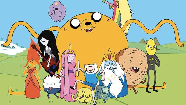 imagen 'Adventure Time' llega a su fin