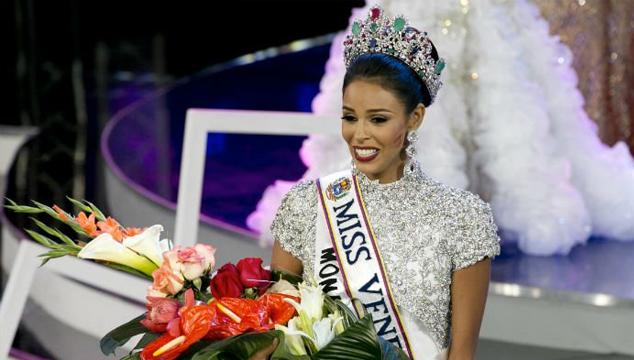 imagen Las ardientes de la nueva Miss Venezuela (FOTOS)