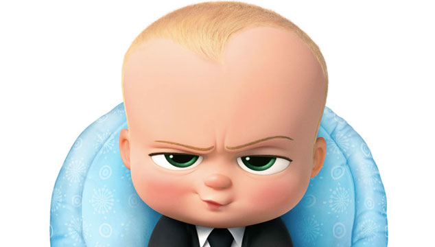 imagen Tráiler de 'The Boss Baby': Alec Baldwin le pone su voz a un adorable bebé