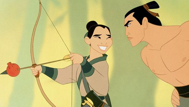 imagen La adaptación no animada de 'Mulan' producida por Sony ya tiene director