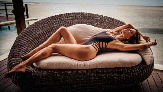 imagen Alessandra Ambrosio posa sin ropa para GQ Brasil (FOTOS)