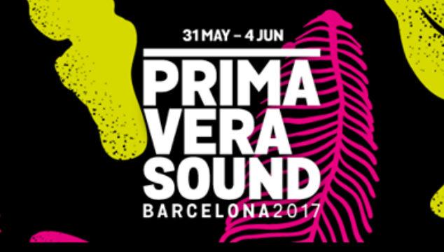 imagen Está bien llorar: Se anuncia el envidiable cartel del Primavera Sound 2017
