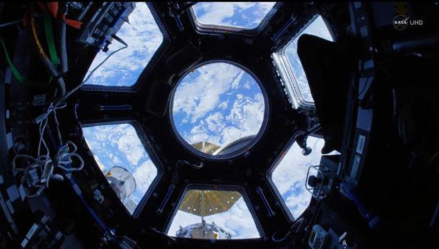 imagen La NASA te da un tour en 4K de la estación espacial ISS