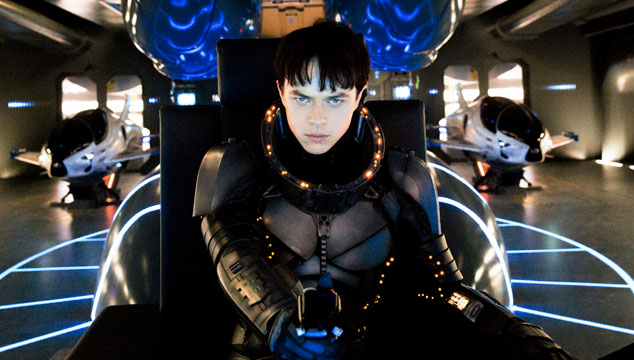 imagen Primer tráiler de 'Valerian And The City Of A Thousand Planets', con Cara Delevingne y Dane DeHaan