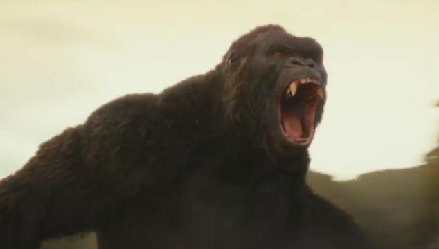 imagen La locura de tráiler de 'Kong: Skull Island', con Tom Hiddleston, Samuel L. Jackson, Brie Larson y más