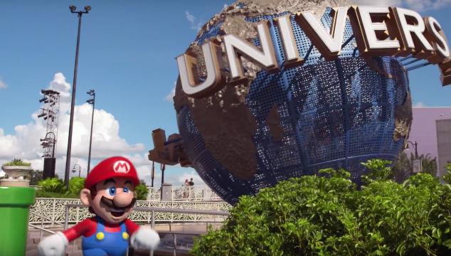 imagen El universo de Nintendo se traslada a tres parques temáticos de Universal Studios