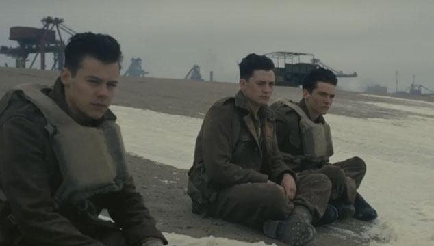 imagen Ya puedes ver el primer tráiler de 'Dunkirk', la nueva película de Christopher Nolan