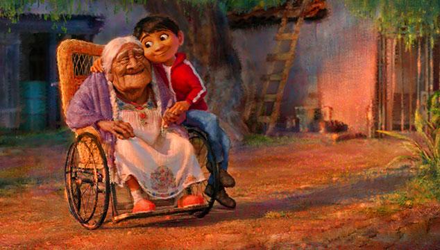 imagen Primera foto de 'Coco', nueva película de Pixar