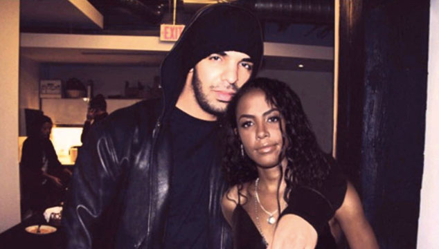 imagen Escucha 'Talk Is Cheap', el tema inédito de Drake con Aaliyah