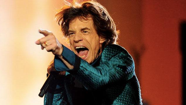 imagen Mick Jagger es padre por octava vez a los 73 años de edad