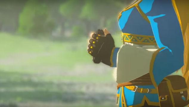 imagen Nuevo tráiler del nuevo 'The Legend of Zelda: Breath of the Wild'