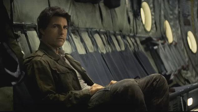 imagen Nuevo tráiler de 'La Momia', reboot de la historia con Tom Cruise