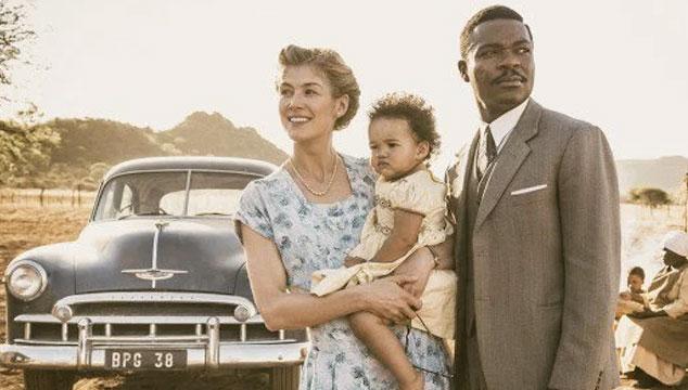 imagen Tráiler de 'A United Kingdom', con Rosamund Pike ('Gone Girl') y David Oyelowo