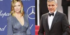Kirsten-Dunst-George-Clooney