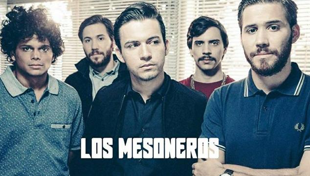 imagen 8 videos de Los Mesoneros tocando temas de su nuevo disco