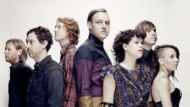 imagen Arcade Fire ya terminó de grabar su nuevo álbum