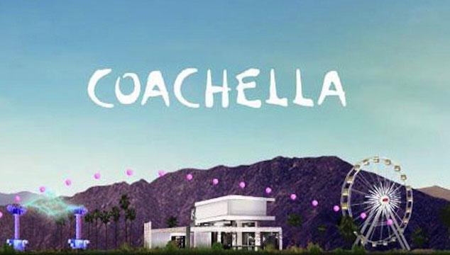imagen No se vale llorar con el cartel del Coachella 2017
