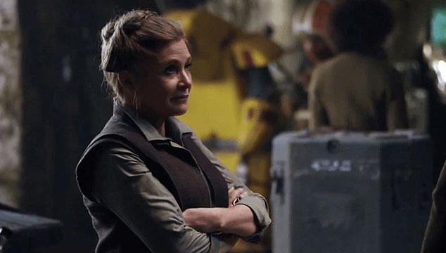imagen Director de 'Star Wars: Episodio IX' se reunirá con Lucasfilm para discutir el futuro de la Princesa Leia