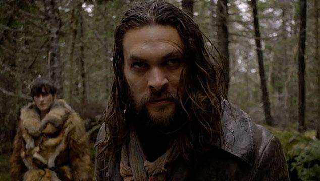 imagen Tráiler de 'Frontier', la nueva serie de Netflix protagonizada por Jason Momoa (Khal Drogo, Aquaman)