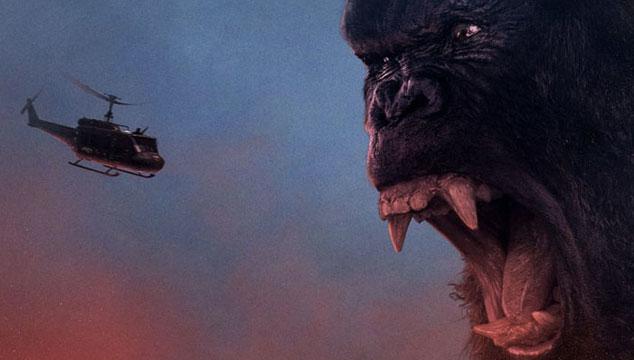 imagen Nuevos anuncios para TV de 'Kong: Skull Island', con un reparto de lujo