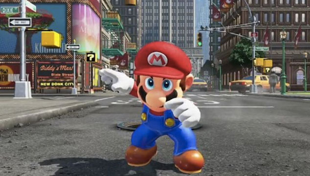 imagen Tráiler de 'Super Mario Odyssey', el nuevo juego de Mario para Nintendo Switch
