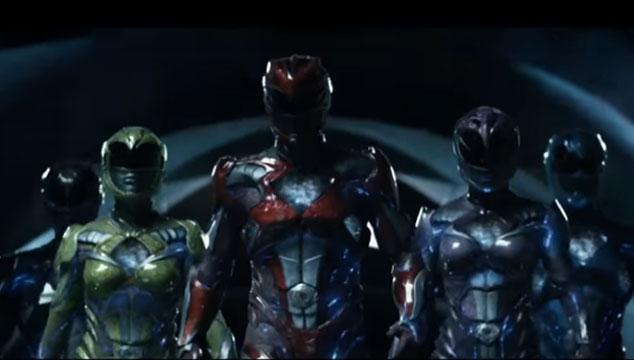 imagen Kanye West musicaliza nuevo tráiler de la película de 'Power Rangers', en el que sale el Zordon de Bryan Cranston