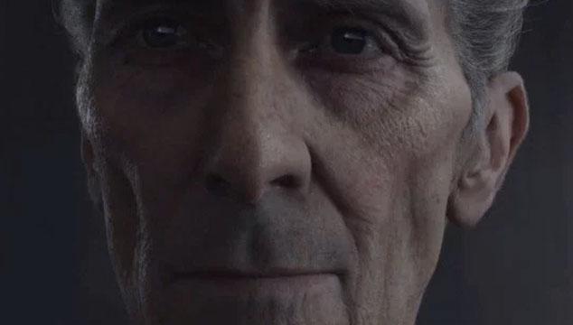 imagen Así fue como 'Rogue One' trajo de vuelta al fallecido Peter Cushing para interpretar a Grand Moff Tarkin