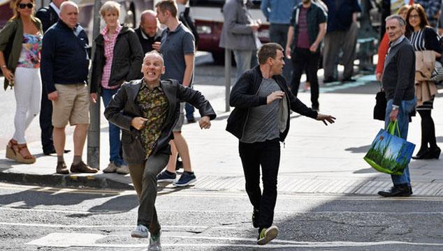 imagen Oficial: Escucha el soundtrack de 'Trainspotting 2'
