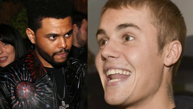imagen Justin Bieber se rió de The Weeknd después de los Grammys (VIDEO)