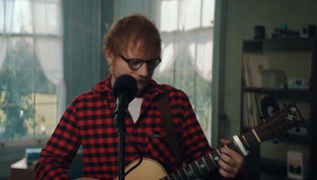 imagen Escucha 'How Would You Feel (Paean)', el nuevo tema de Ed Sheeran