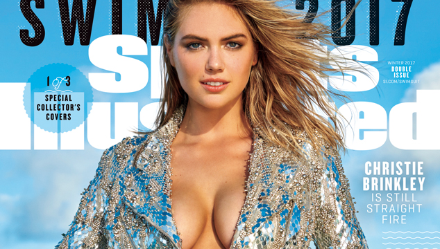 imagen Kate Upton vuelve a posar topless para Sports Illustrated (FOTOS + VIDEO)
