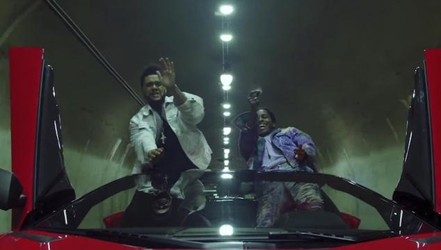 imagen The Weeknd celebra su cumpleaños estrenando videoclip de 'Reminder', con Drake, Asap Rocky  y más