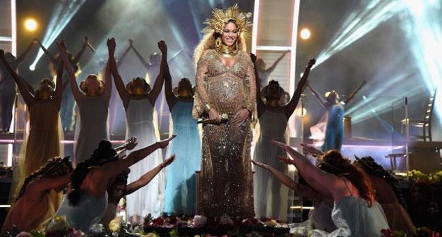 imagen Alguien aisló la voz de Beyoncé en su presentación de los Grammys y aquí puedes escucharla