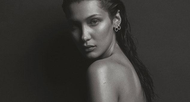 imagen La foto de Bella Hadid en topless para V Magazine