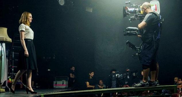 imagen Estos videos tras cámaras muestran cómo se grabaron las mejores escenas de 'La La Land'